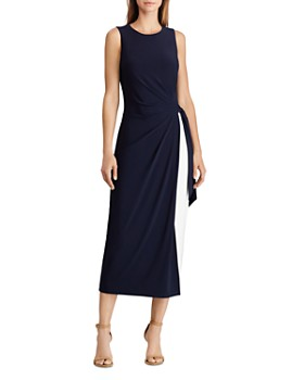 Ralph Lauren - Midi Jersey Dress