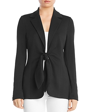 Bailey44 Blazers MARY JANE TIE-FRONT BLAZER