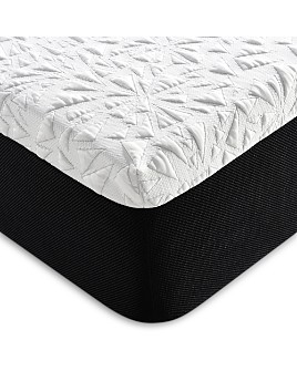 "Urban Loft - 10.5"" Crystal Mattress in a Box Collection"