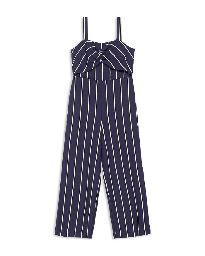 Bardot Junior - Girls' Lola Striped Jumpsuit - Big Kid