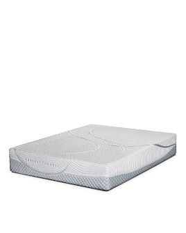 "Restonic - Comfort For Real 12"" Hybrid Queen Mattress in a Box"