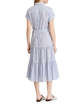 Ralph Lauren - Striped Shirt Dress
