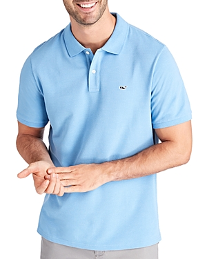 Vineyard Vines T-shirts STRETCH PIQUE CLASSIC FIT POLO SHIRT