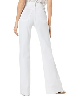 Joe's Jeans - The Molly High-Rise Flare Jeans in Harper