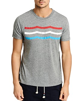 SOL ANGELES - Flag Waves Graphic Tee