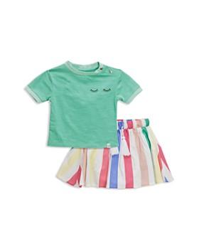 3d84680c9076d2 Sovereign Code - Girls' Kathi + Ida Tee & Striped Skirt Set - Baby ...