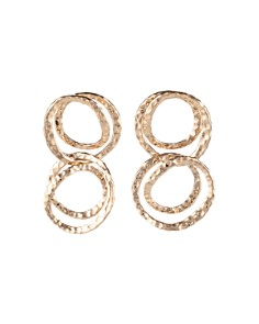 Alexis Bittar - Linked Coils Drop Earrings