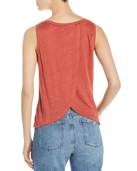 Scotch & Soda - Linen Tank