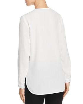 Marled - Long-Sleeve V-Neck Top