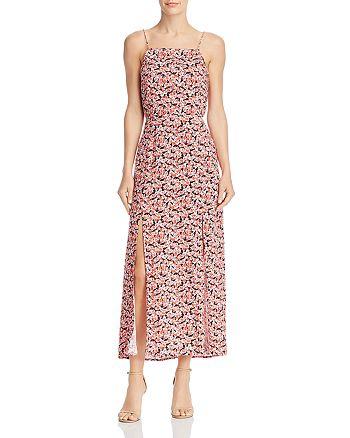 The Fifth Label - Fresco Floral Tea-Length Dress