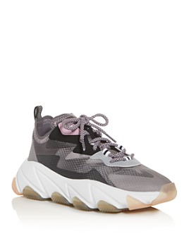 Ash - Women's Eclipse Chunky Low-Top Sneakers