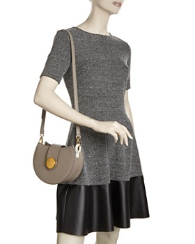 Elleme - Half Moon leather Shoulder Bag