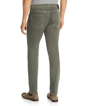 PAIGE - Lennox Slim Fit Jeans in Vintage Dark Forest