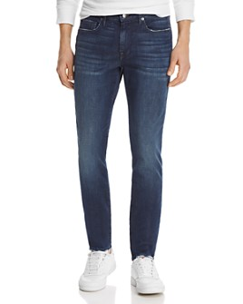 FRAME - L'Homme Skinny Fit Jeans in Collins