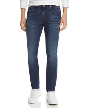 FRAME - Skinny Fit Jeans in Collins