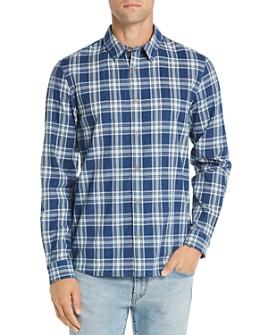 A.P.C. - Hector Plaid Regular Fit Shirt