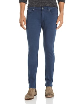 PAIGE - Lennox Slim Fit Jeans in Renshaw