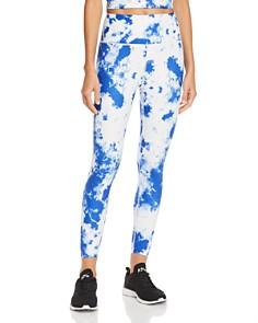 AQUA - Tie-Dye Leggings - 100% Exclusive
