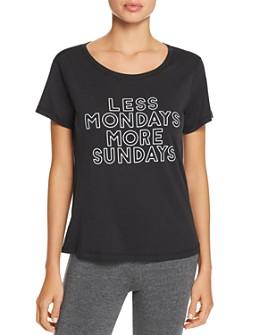 Social Sunday - Sunday's Cool Tee