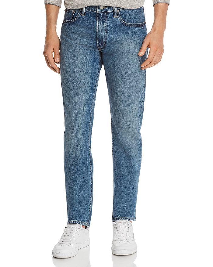 Polo Ralph Lauren - Varick Straight Slim Fit Jeans in Blue