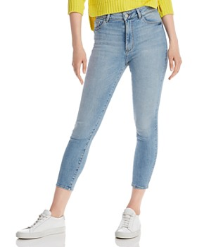 DL1961 - Farrow Cropped Jeans in Sorrento