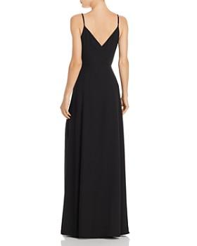 WAYF - Angelina Wrap Gown