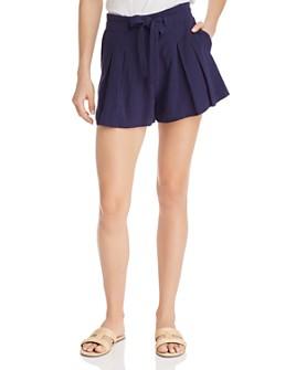 AQUA - Tie-Waist Shorts - 100% Exclusive