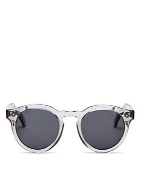 c4e982e04582 Illesteva - Women's Leonard II Round Sunglasses, ...