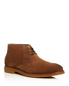To Boot New York - Men's Finnegan Suede Chukka Boots