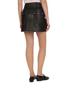 85027782e7 Mini Skirts: Denim, Pleated, Leather & More - Bloomingdale's