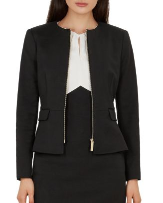 Working Title Zameli Peplum Jacket by Working Title By Ted Baker