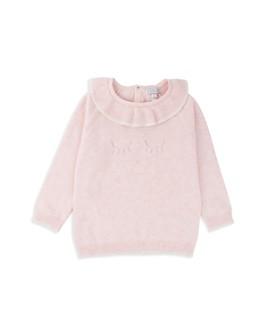 Livly - Girls' Ruffled-Collar Sweater - Baby