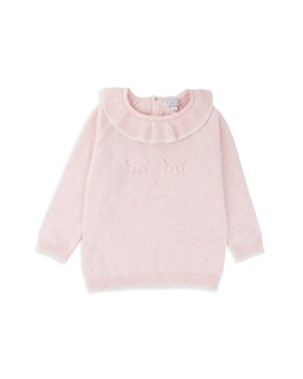 Livly - Girls' Ruffled-Collar Sweater - Baby