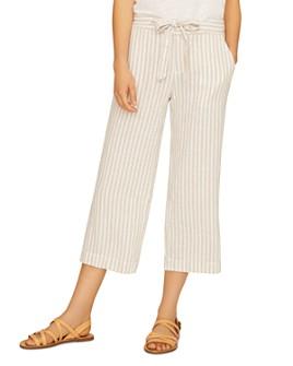 Sanctuary - Sasha Striped Cropped Pants