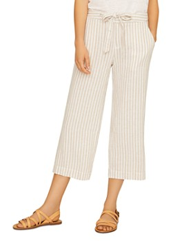Sanctuary - Sasha Striped Cropped Pants
