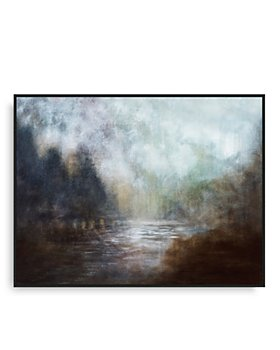 Bloomingdale's Artisan Collection - Path on the River Wall Art
