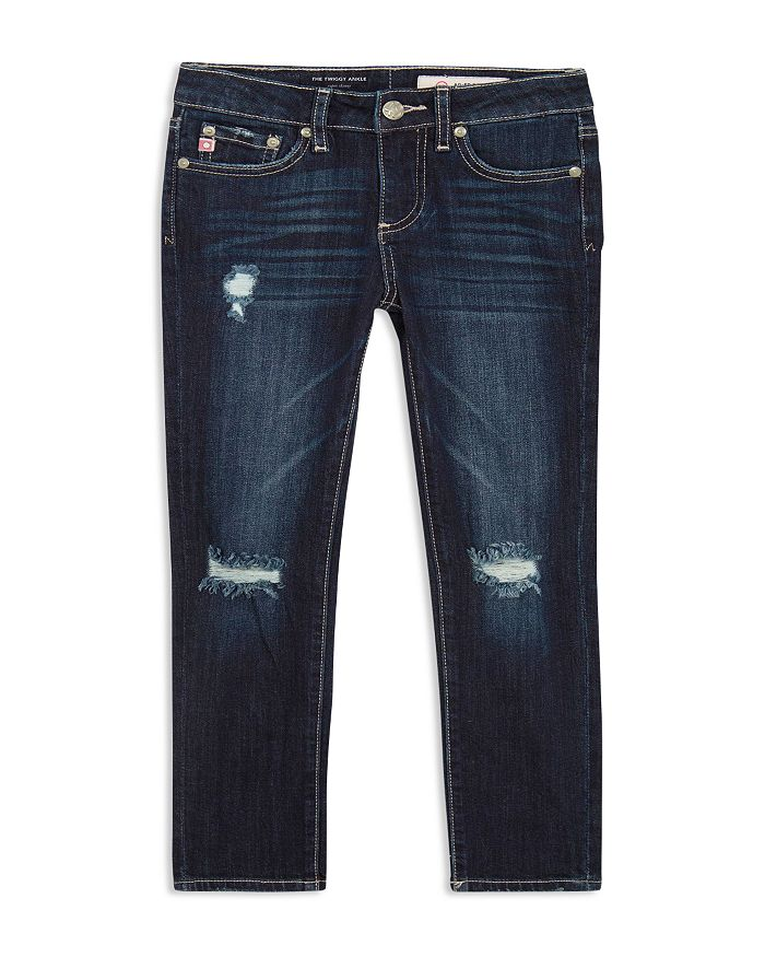 ag Adriano Goldschmied Kids - Girls' The Twiggy Ankle Jeans - Big Kid