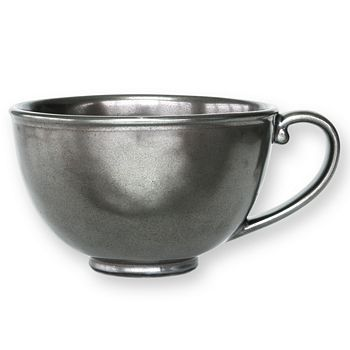 Juliska - Pewter Stoneware Tea Cup
