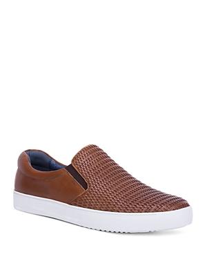 Robert Graham Sneakers MEN'S DION SLIP-ON SNEAKERS