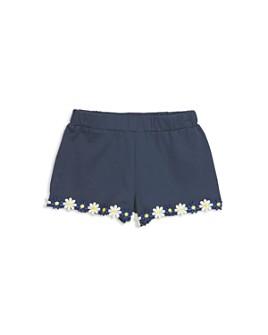 Sovereign Code - Girls' Sheryl Floral-Cuff Shorts - Little Kid, Big Kid
