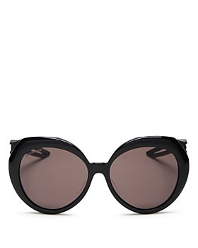 Balenciaga - Women's Round Sunglasses, 56mm