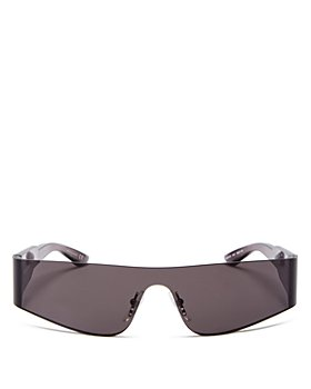 Balenciaga - Unisex Wraparound Shield Sunglasses, 185mm