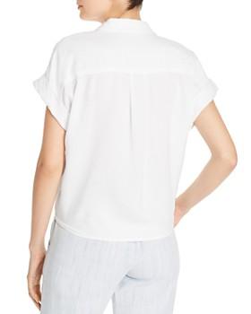Bella Dahl - Tie-Front Shirt - 100% Exclusive