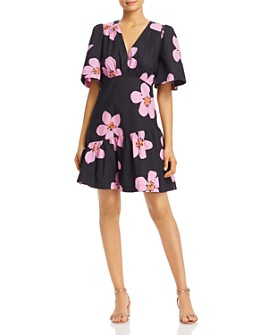 kate spade new york - Grand Flora Mini Dress