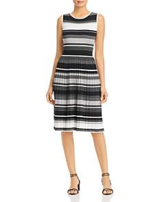 kate spade new york - Striped Knit Dress