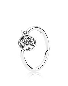 Pandora - Sterling Silver Tree of Life Ring