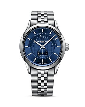 Raymond Weil - Freelancer Blue Dial Automatic Watch, 42mm
