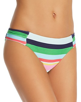 Trina Turk - Deco Striped Bikini Bottom