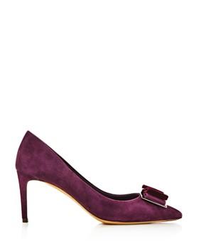 Salvatore Ferragamo - Women's Zeri High-Heel Pumps