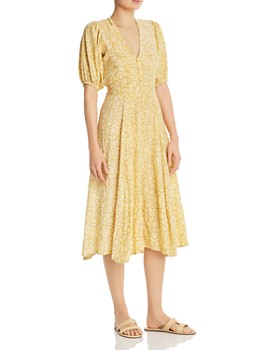 Faithfull the Brand - Delia Midi Dress